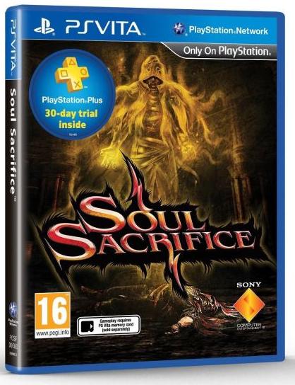 Soul Sacrifice sur PS Vita