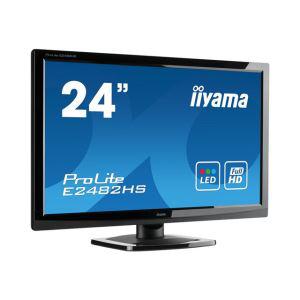 "Ecran PC 24"" Iiyma ProLite E2482HS-GB1 Full HD - 2 ms"