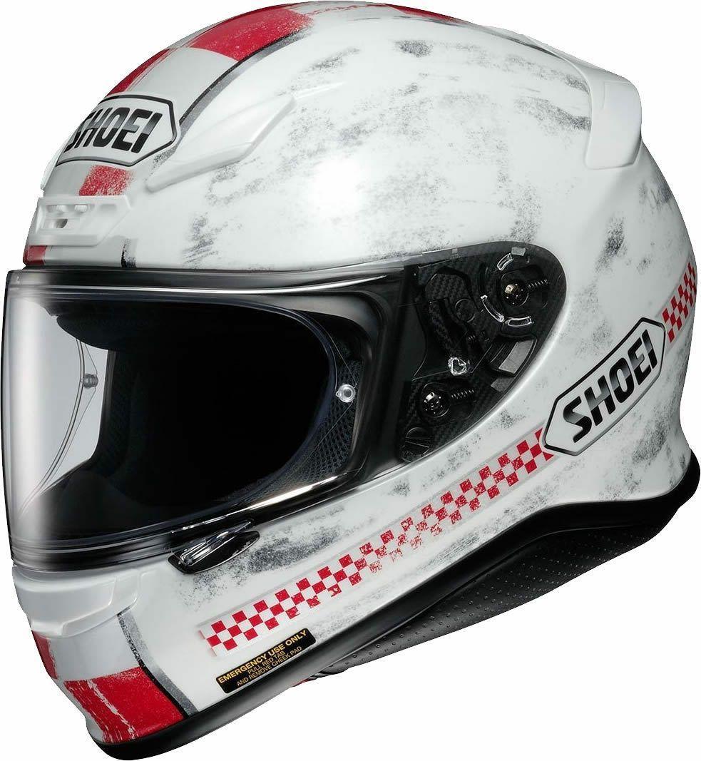 Casque de moto Shoei NXR Terminus TC1 - du XS au XL