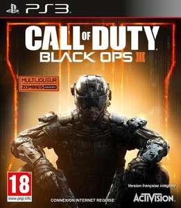 Call of Duty Black OPS 3 sur PS3