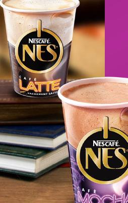 Echantillon gratuit de Nescafé