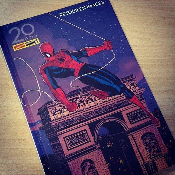 """1 comics exclusif """"20 ans Panini Comics : Retour en image"""" offert pour l'achat de 2 comics"""