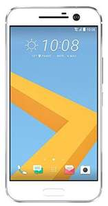 Smartphone 5,2'' HTC 10 - 4G+ - 32 Go - Android 7.0 - Argent (via ODR 50€)