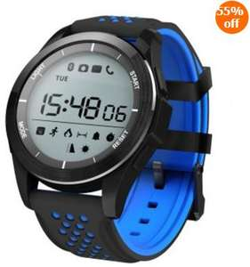 Montre connecté Bluetooth IP68 F3 sport Bluetooth