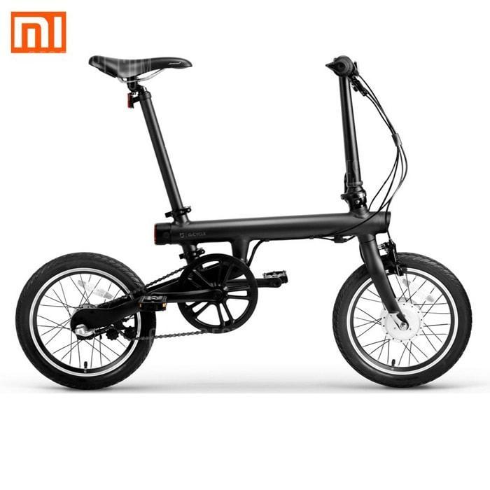 Vélo électrique pliable connecté Xiaomi QiCycle EF1