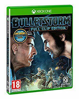 Bulletstorm : Full Clip Editionsur sur PS4 et Xbox One