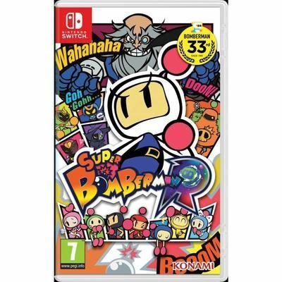 Super Bomberman R sur Nintendo Switch