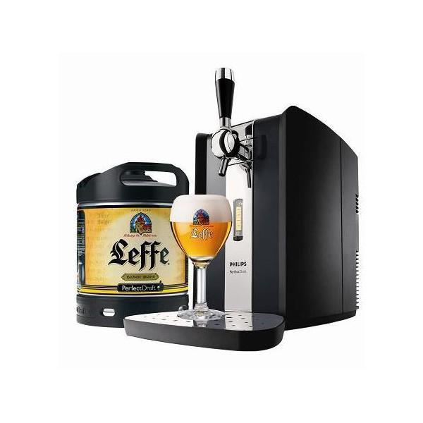 Pompe à bière Philips Perfect Draft HD 3620/25 - 6 L (via 94,50€ sur la carte Fidélité)