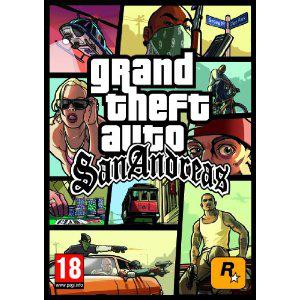 Série GTA (Grand Theft Auto) à -75% sur PC,