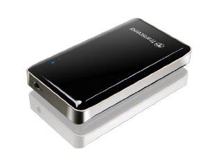 Disque dur externe Wi-Fi Transcend StoreJet Cloud 128 Go