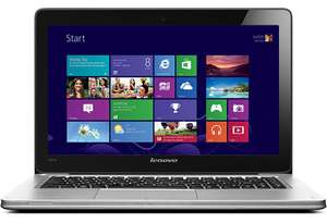 "PC portable tactile 13.3"" Lenovo IdeaPad U310 Touch"