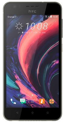 "Smartphone 5.5"" HTC Desire 10 Lifestyle - Noir"