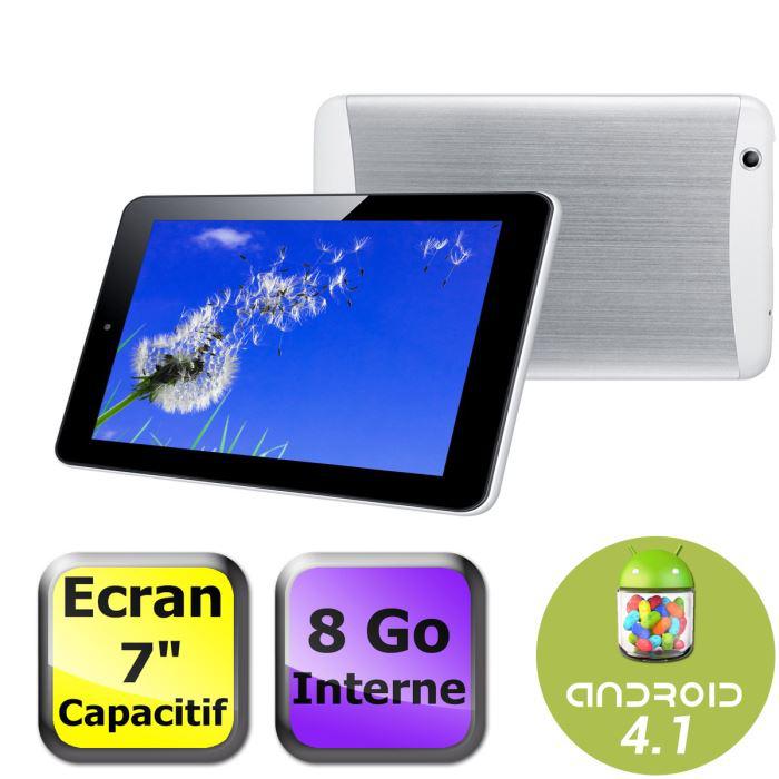 """Tablette 7"""" Haier Pad Mini 712 - 8Go - Android 4.1 / livraison gratuite"""