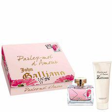 20% supp. sur de nombreux parfums déjà remisés - Ex: Coffret Galliano Parlez-moi d'amour à 19.8€ au lieu de 49€
