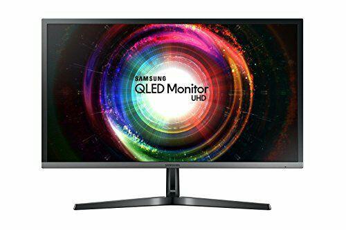 "Écran PC 28"" Samsung U28H750UQU - QLED, 4K, FreeSync, 1 ms"