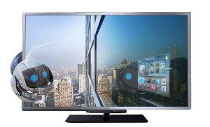 """TV LED 3D 46""""  Philips 46PFL4508H/12"""