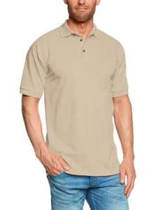 Polo Anvil Beige (Taille M : 50)