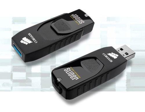Clé USB 3.0 Corsair 64 GB Flash Voyager Slider