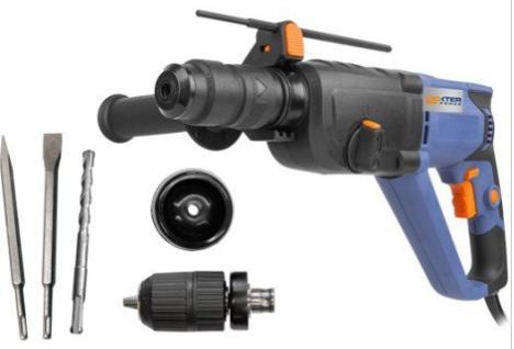 Perforateur Dexter SDS Plus Power Pdh26g1 - 1100W