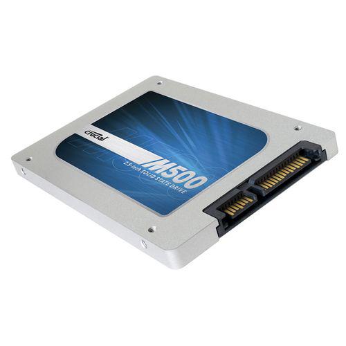 SSD 2,5'' Crucial M500 SATA III  240 Go