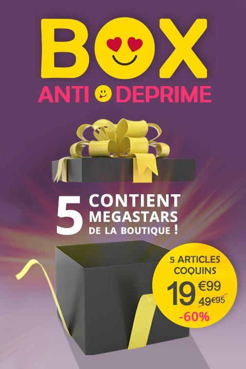 Box anti-déprime