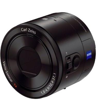 Appareil Photo Numérique Clipsé Wi-Fi/USB Sony DSC-QX100 (20 Mpix, Zoom Optique 3,6x)