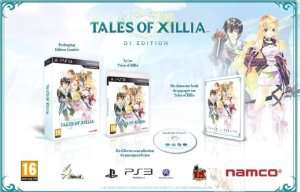 Tales of Xillia Edition day one sur PS3 + Magnet