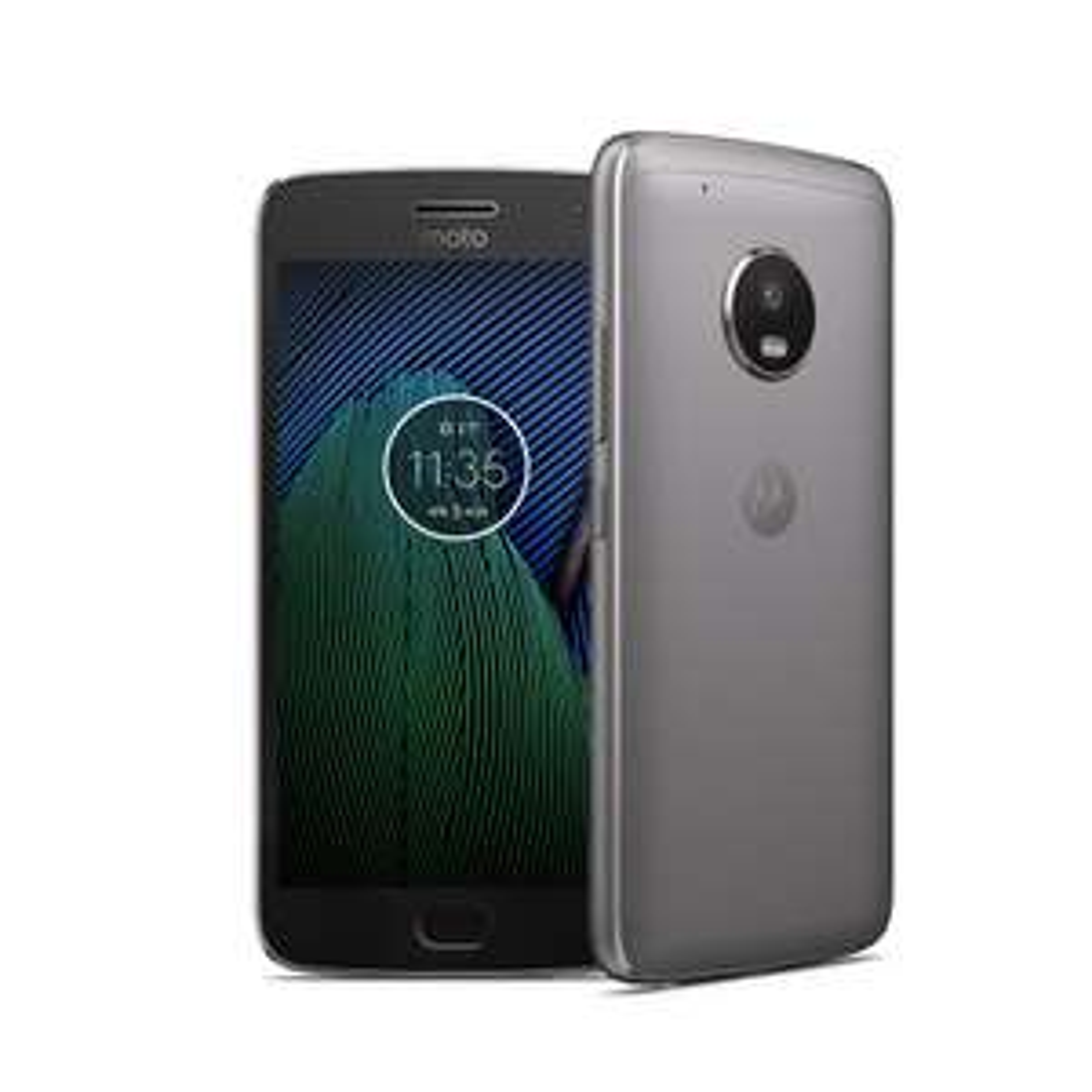 "Smartphone 5.2"" Lenovo Motorola Moto G5 Plus - Full HD, Snapdragon 625, 3Go RAM, 32Go, Android 7.0"