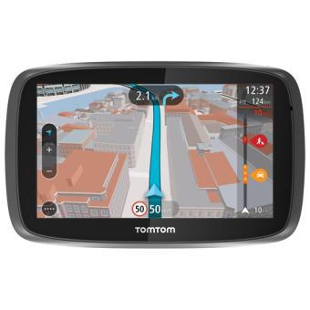 GPS TomTom GO 5000, Europe 45 pays, Cartographie + Trafic à vie