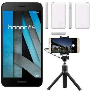 "Smartphone 5"" Honor 6A + Tripod Huawei Selfie Stick + Batterie externe Huawei Quick Charge Power Bank 10000mAh"