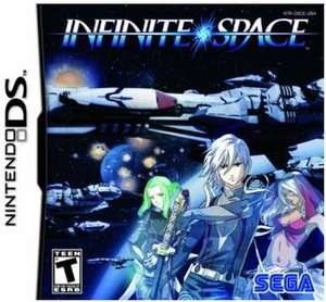 Infinite Space sur Nintendo DS / 3DS