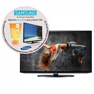 "Samsung UE40EH5000 - 40"" - TV LED - 1080p (FullHD) - Avec ODR (-50€)"