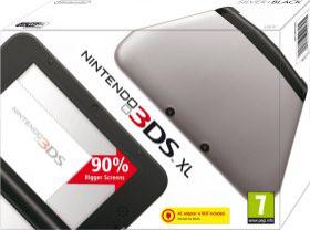 Nintendo 3DS Xl (Bleu, Rouge, ou Argent) / Port inclus