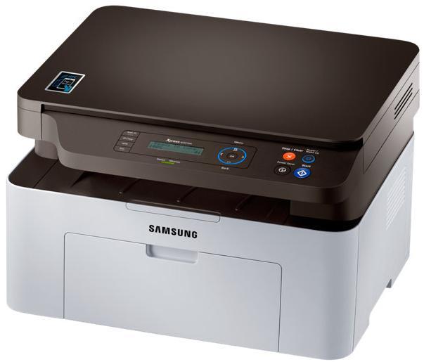 Imprimante Multifonction Samsung SL-M2070W - WiFi + Toner Supplémentaire MLT-D111S (Via ODR 40%)