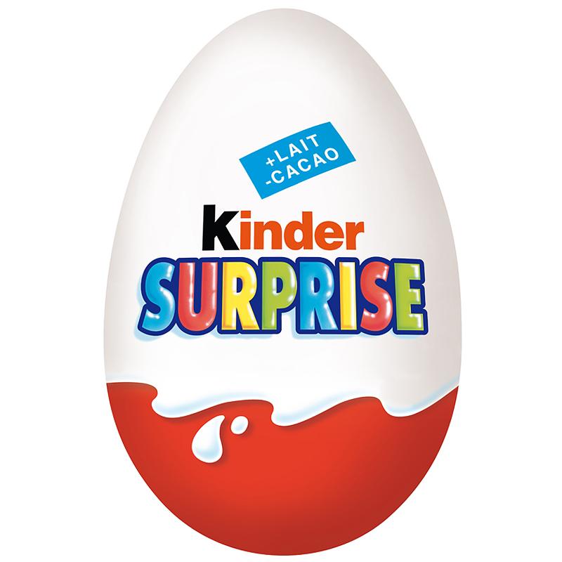 Remboursement Kinder surprise