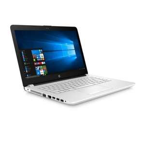 "PC Portable 14"" HP 14BS008NF - N3060, 4 Go de RAM, 32 Go eMMC"