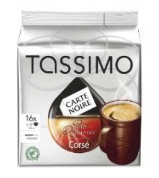 1 paquet de dosettes Tassimo Carte Noire Petit Déjeuner Corsé gratuit (au lieu de 4€20)