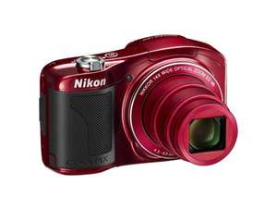 "Appareil photo Nikon Coolpix L610 - 16 Mpx 14x (25-350 mm) Ecran 3"""