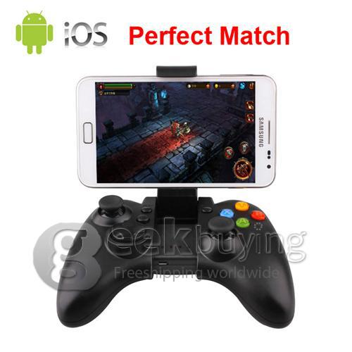 Manette de jeux pour  smartphone, PC et tablette, android, IOS et Windows
