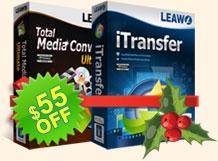Logiciel Leawo iTransfer gratuit pour Noël (au lieu de 15€)