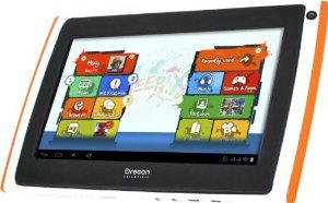 """Tablette tactile 7"""" pour enfants Oregon Scientific Meep X2 Orange"""