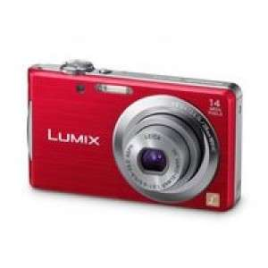Appareil photo Panasonic Lumix DMC-FS16 Rouge ou rose