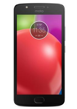 """[Clients Free] Smartphone 5"""" Motorola Moto E4 - 2 Go de RAM, 4G, 16 Go, gris"""