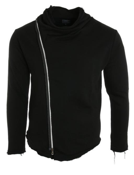 Veste zippé Carisma Herren - noir (du S au XL)