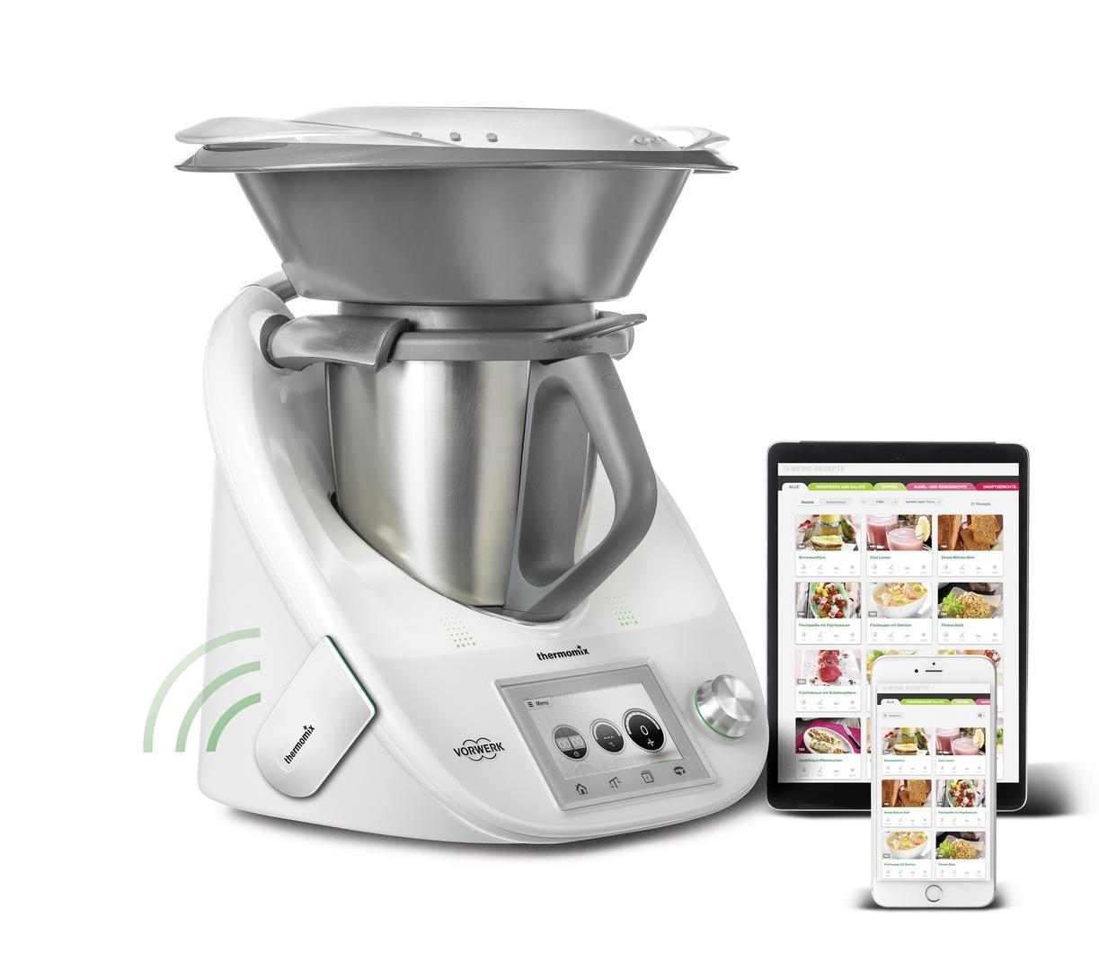 Robot de cuisine connecté Thermomix (avec paiement 10x sans frais possible)