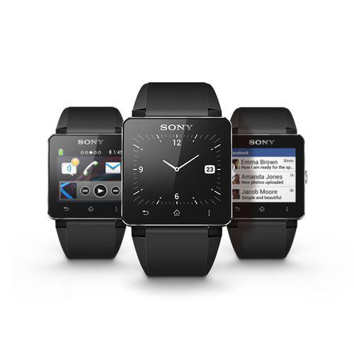 Montre connectée Sony SmartWatch 2