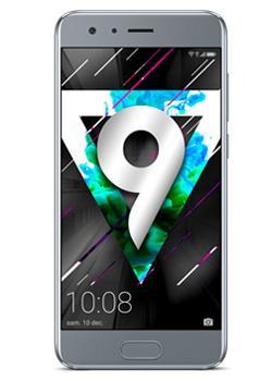 "[Client Free] Smartphone 5.1"" Honor 9 Argent - 64Go + Casque JVC HA SR 525 Blanc (Via ODR 30€)"