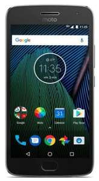 "Smartphone 5.2"" Lenovo Motorola Moto G5 Plus - Full HD, Snapdragon 625, RAM 3Go, 32Go, Android 7.0"