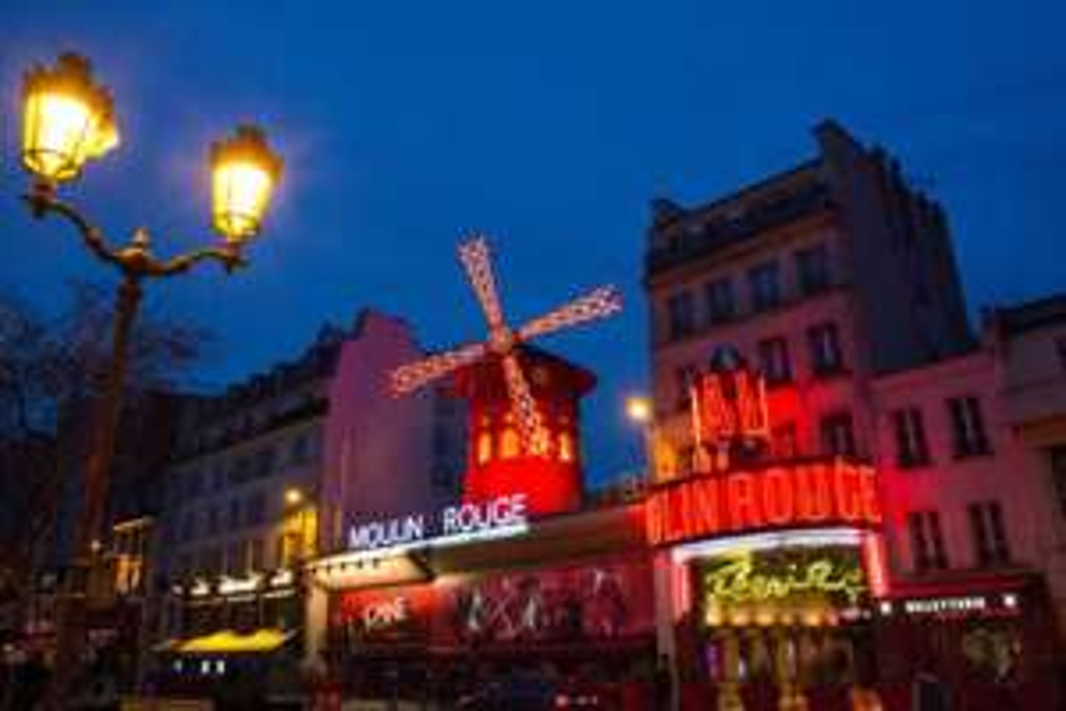 Fête des vendanges de Montmartre : sélection d'activités gratuites - Ex : Visite gratuite du Moulin Rouge