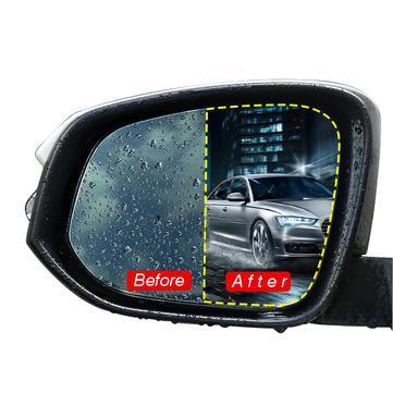 Film hydrophobe pour retroviseur/vitre latérale (anti pluie)